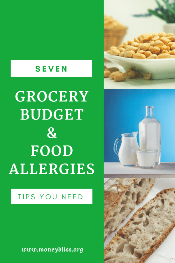 Staying on Budget with Food Allergies
