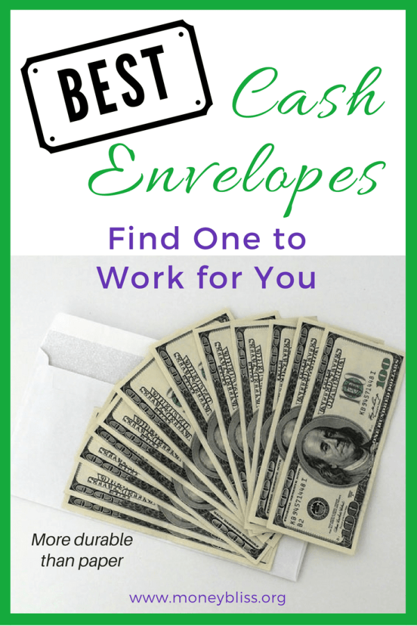 Best Cash Envelopes – Find One to Work for You