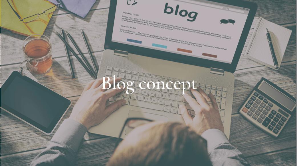 ブログコンセプトの決め方