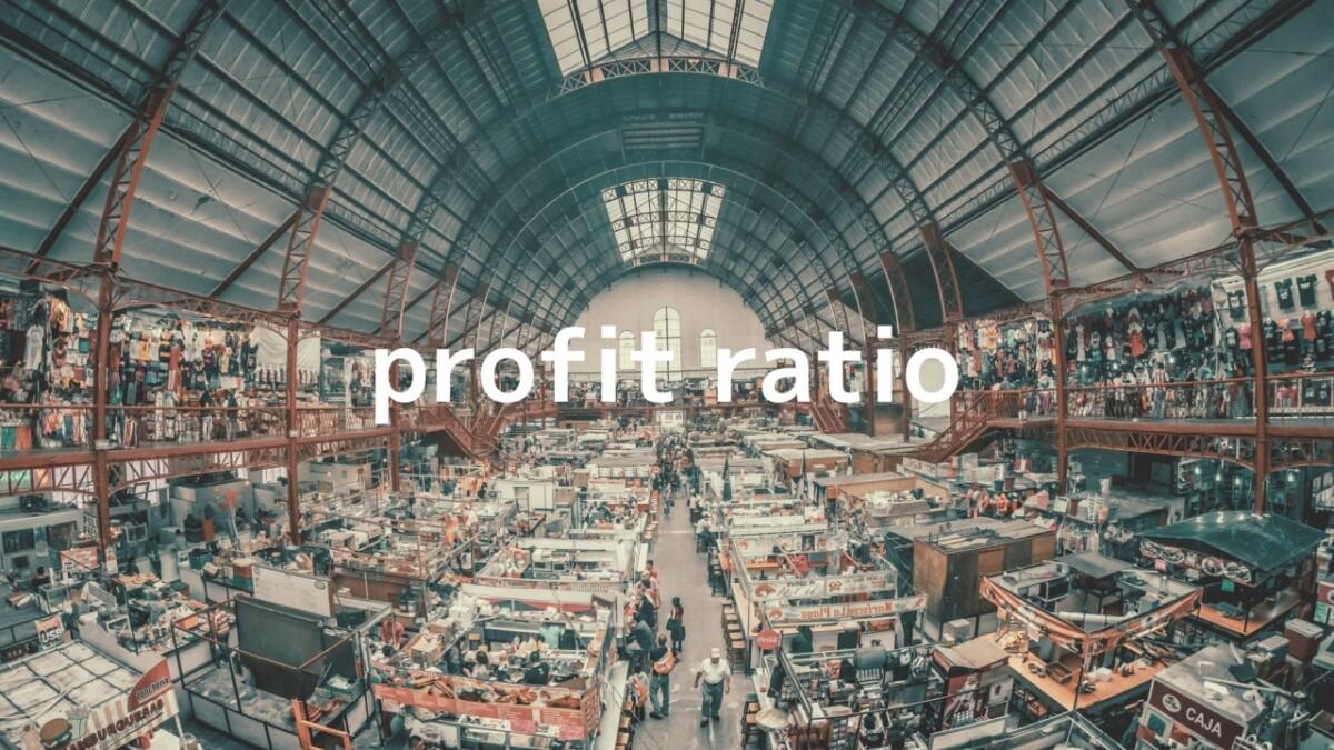 profit ratio