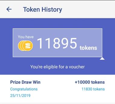 Shoppix weekly prize draw
