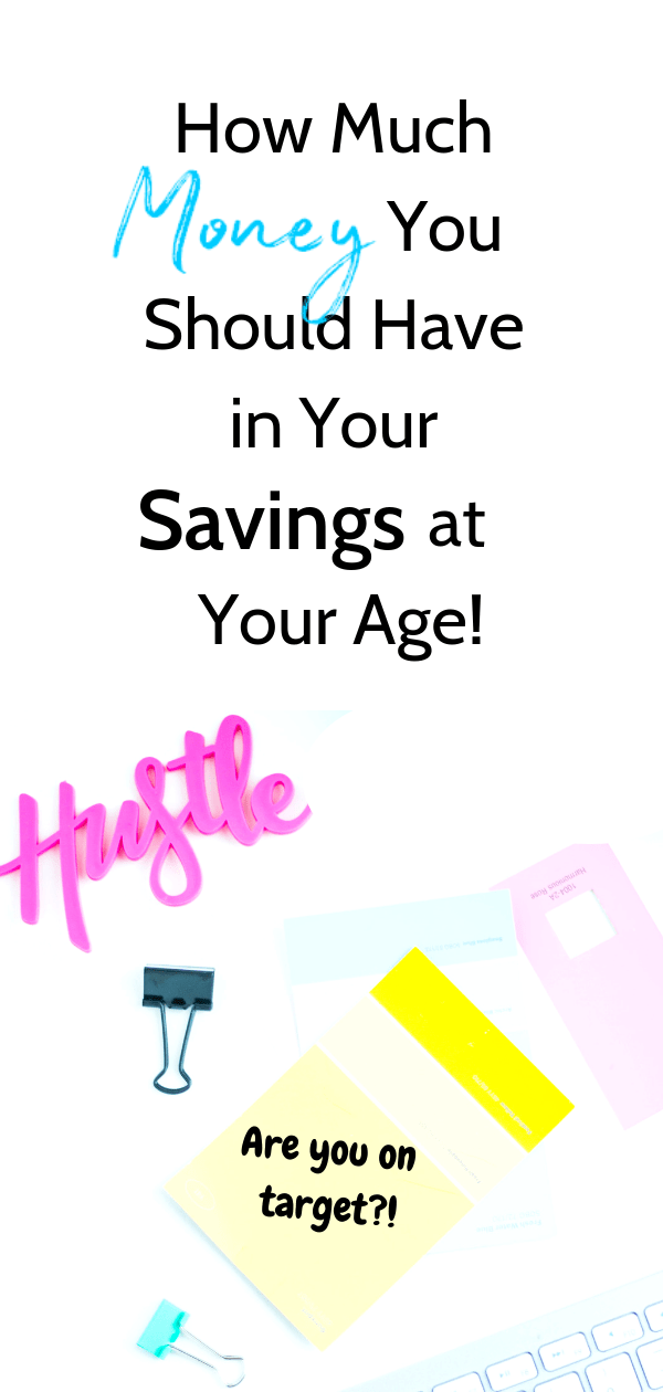 I set out to find an answer to the popular question: how much money should you have saved at your age? Everyone wants to be financially independent and be properly prepared for retirement, but it's hard figuring out just how much money you need. #savingforretirement #financialfreedom #howmuchmoneyshouldIsave
