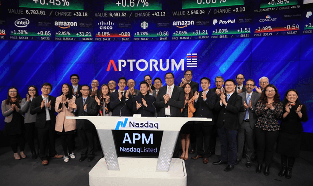 Aptorum Group Repurposed Drug