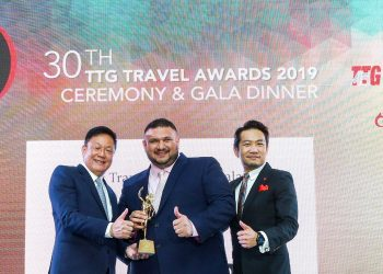 Mitra Tours & Travel won the Best Travel Agency in Malaysia Award at the 30th Annual TTG Travel Awards Ceremony & Gala Dinner 2019 held at the Centara Grand At Central World Hotel in Bangkok, Thailand, on Sept 26 2019.