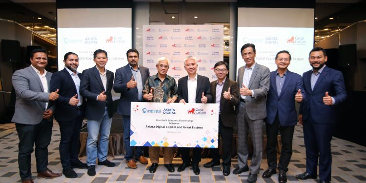 Axiata Digital Capital Partners with Great Eastern to Offer Innovative Insurtech Solutions