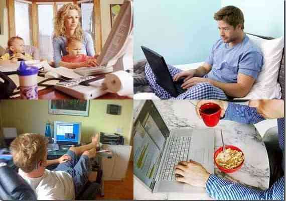 Why Home Business is Much Better than 9-5 jobs