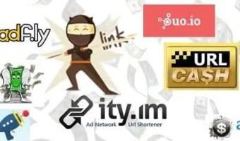 Top 10 URL Shortener Sites to Earn Money