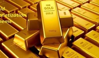 What is Gold Monetization Scheme?