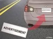 car bumper ads