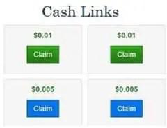 cashlink ads