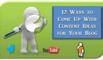 12 Ways to Come Up With Content Ideas for Your Blog