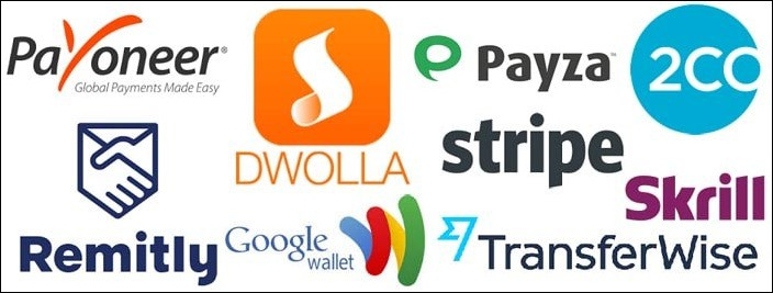 9 Best Alternatives to PayPal for Online Payment