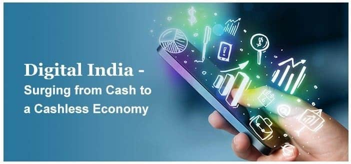 Image result for india cashless society