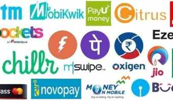 Top 20 Mobile Wallets for Cashless Transactions in India