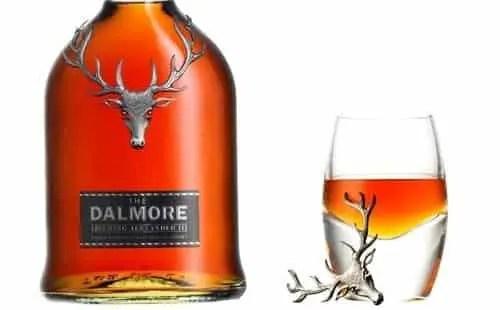 Dalmore 62 whiskey