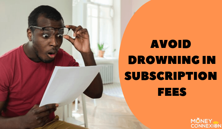 subscription fees