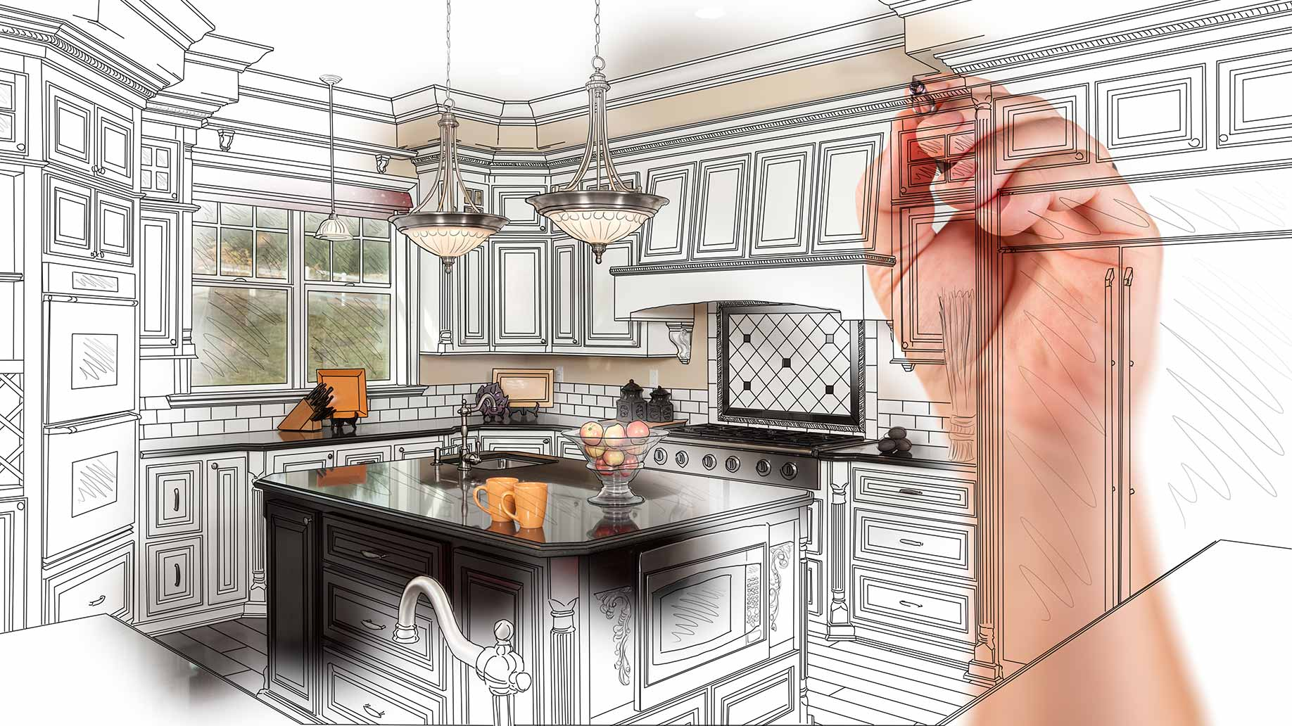how to remodel your kitchen on a budget - costs & design ideas