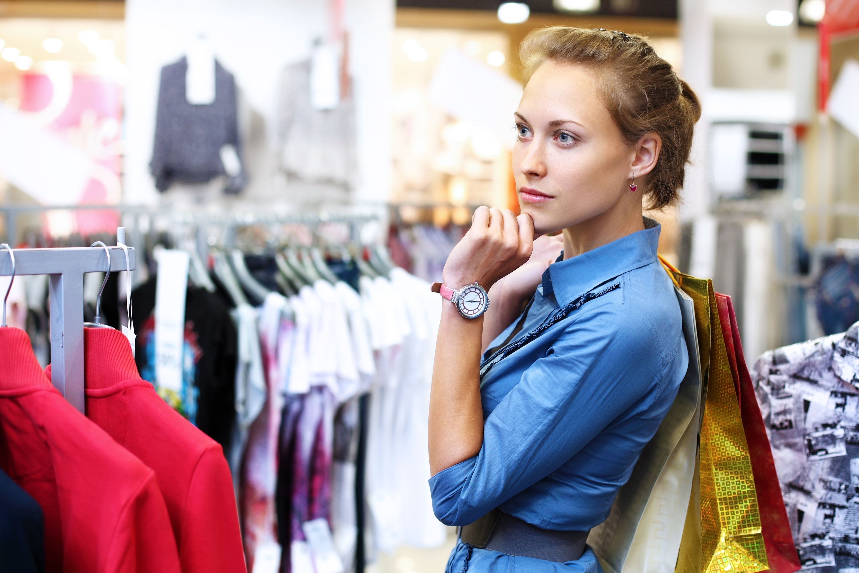 7 Bad Clothes Shopping Habits To Break Now