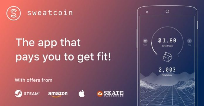 Image result for sweatcoin referral link banner