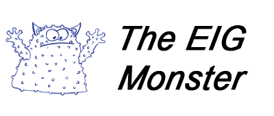 The EIG Monster