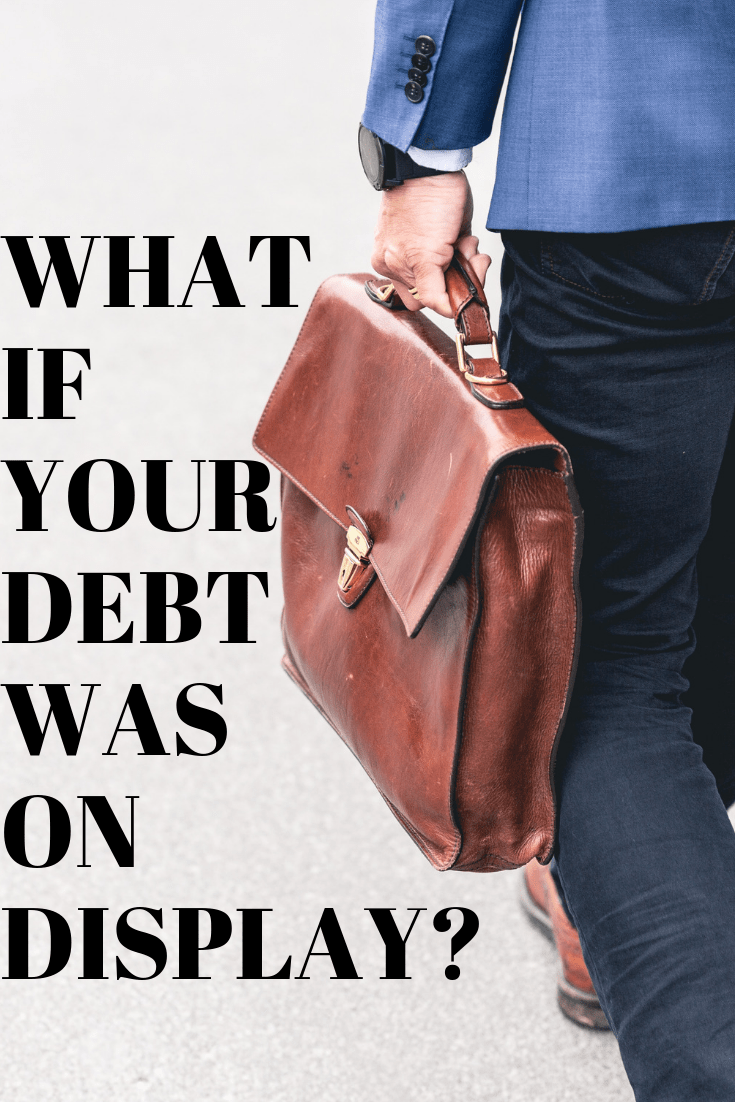 """What if your financial truth was on display? If people weren't viewed as """"successful"""" by the things they own? How would your spending change? via @moneygremlin"""