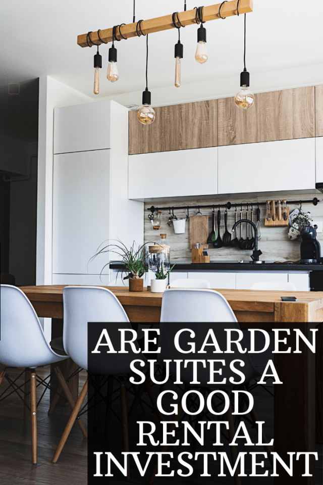 There's something so appealing about being a landlord: owning more than one home, having rent pour in each month, owning a business. But how do you know if a property is a good rental? Are garden suites a good rental investment? This article explains exactly how to calculate whether it's a good investment. #realestateinvesting #gardensuite #gardensuite