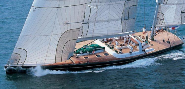 Five Incredible Yacht Designs By Luca Brenta