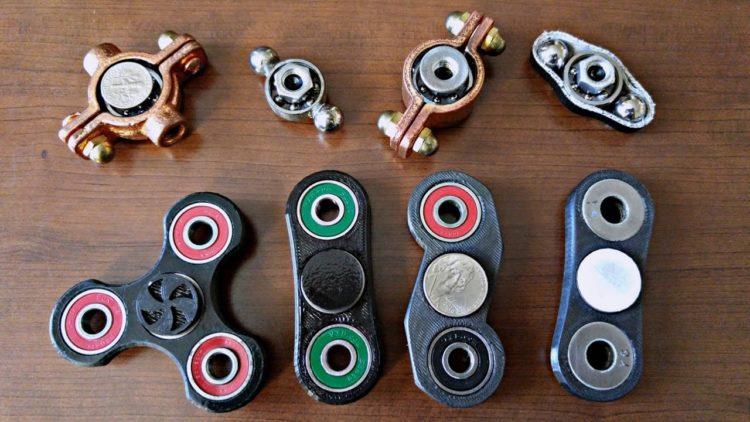 Fidget Spinner First Ever Made