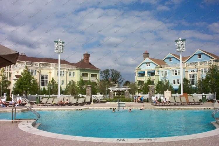 Amp Springs Resort Disneys Spa Saratoga
