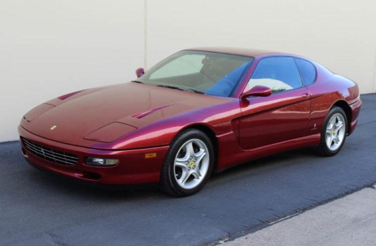 Used Ferrari 456 5