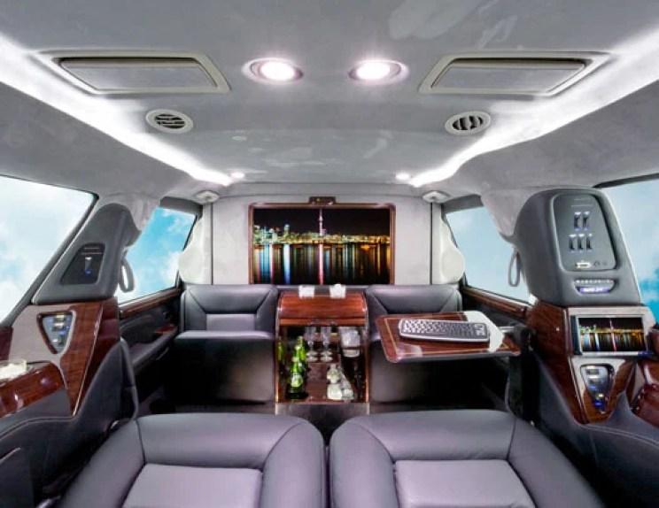 Cadillac Escalade Bentley Edition Hybrid
