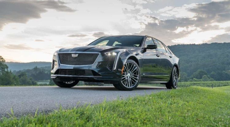 Certified Pre-Owned Cadillac 4