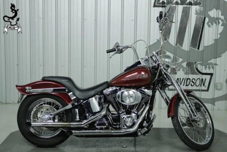 Harley Davidson Springer 1