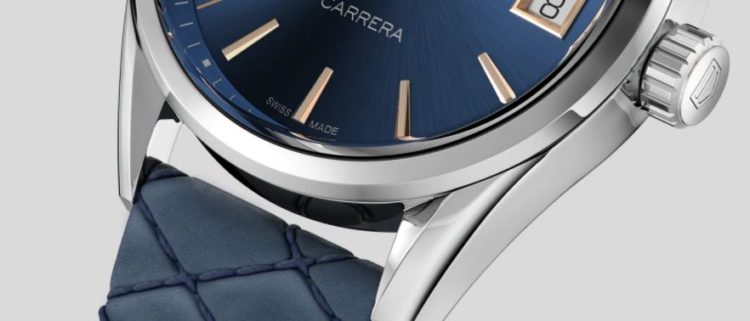 TAG Heuer Carrera Diamond Women's Watch - Ref WBG1312.FC6412