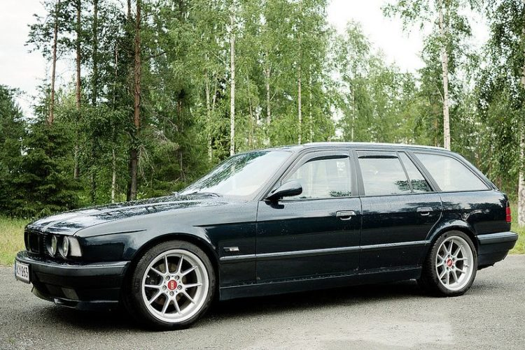 BMW Wagons of All-Time