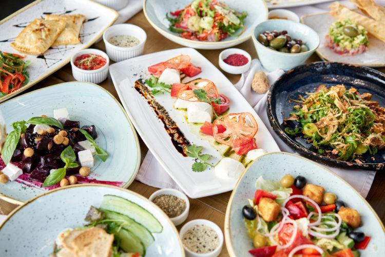 Eat Greek Food