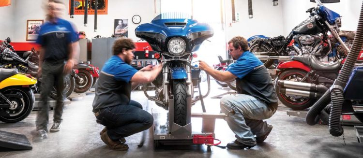 Typical Salary Of A Motorcycle Mechanic