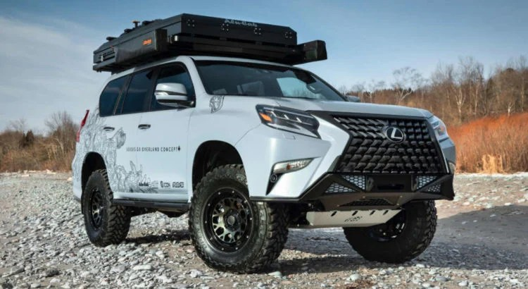 Lexus Cars for Off-Road Driving