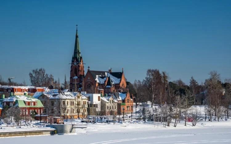 Umea, Sweden