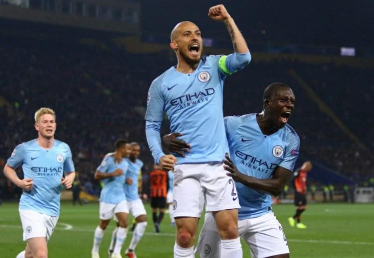 Manchester City, $4 Billion