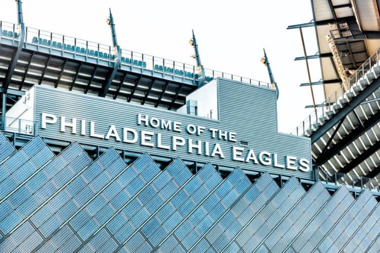 Philadelphia Eagles - Value: $3.4 Billion