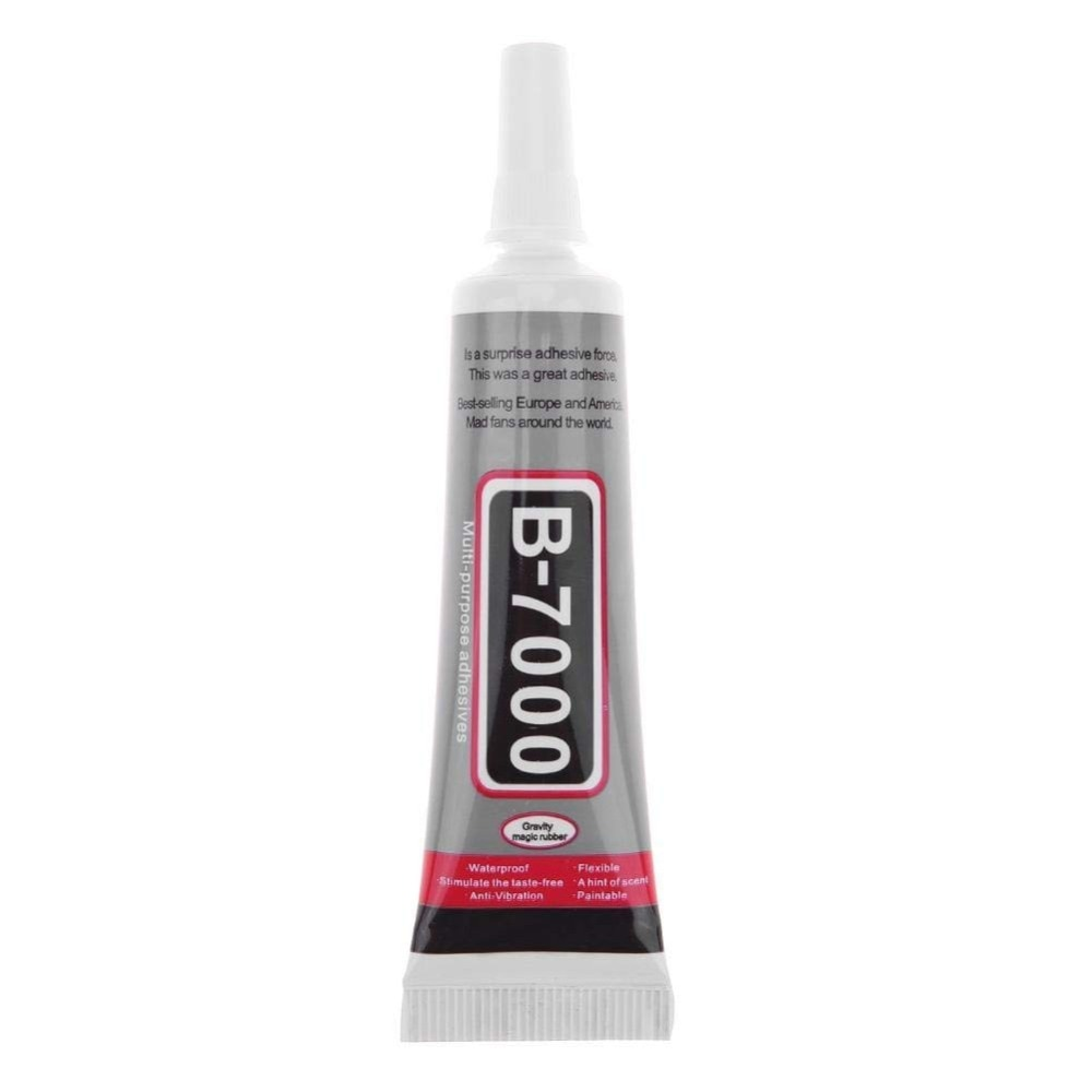 New 25ML Multi-Purpose Glue Adhesive B-7000 For Mobile Phone, Tablet, Jewery, More...