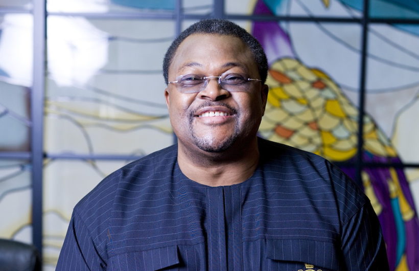 Image result for Mike Adenuga $5.3 B 64 telecom, oil