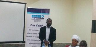 Dr Edun Omasanjuwa, Lagos state Team Leader, NURHI