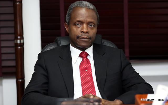 Vice President of Nigeria, Yemi Osinbajo
