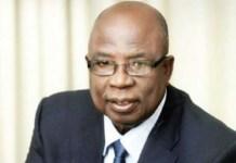 Former minister of Health, Eyitayo Lambo