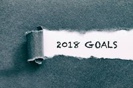 2018 Financial Goals and Objectives