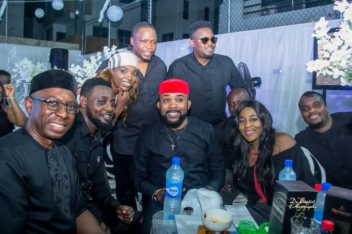 Tayo Sonuga, AY, Annie idibia, Afolabi Oke, Banky W, Dr Sid, Ufuoma, Lanre Tella And Seyi Ilesanmi