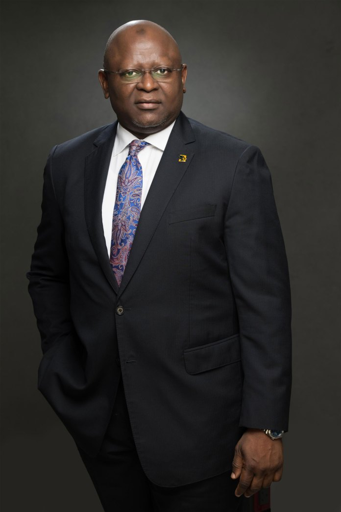 Dr Adesola Adeduntan (FCA), MDCEO First Bank of Nigeria Ltd and Subsidiaries