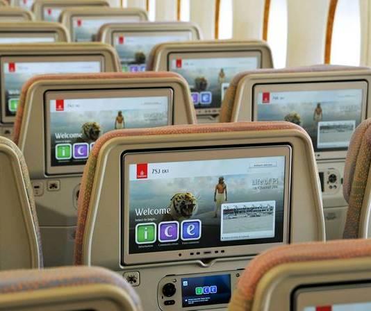 Emirates ICE